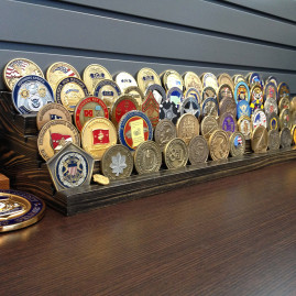 Challenge Coin Holders