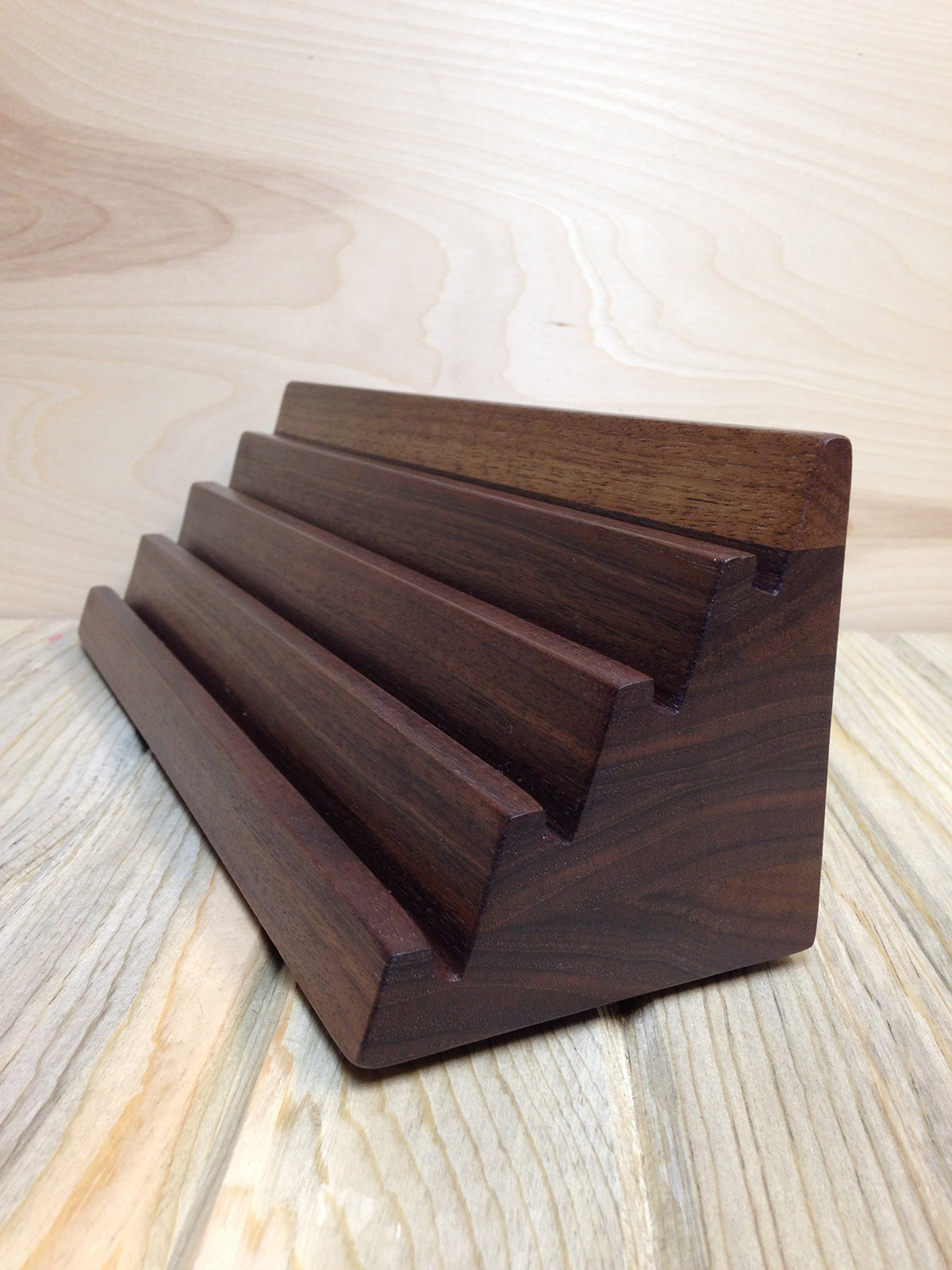 Challenge Coin Holders   MC2 WoodWorks